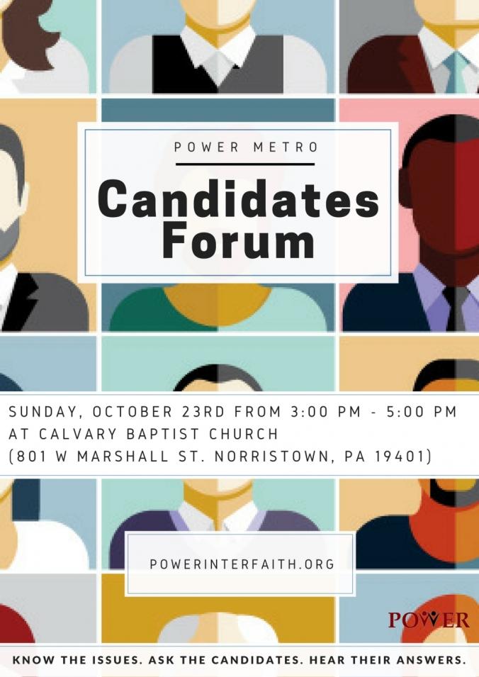 power-candidates-forum