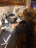 Baking Communion Challah