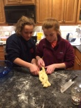 Baking the Communion Challah